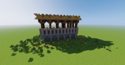 [Medieval Bundle] Wall - Hysako Minecraft Map & Project