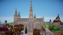 Imperial City of Alon Minecraft Map & Project