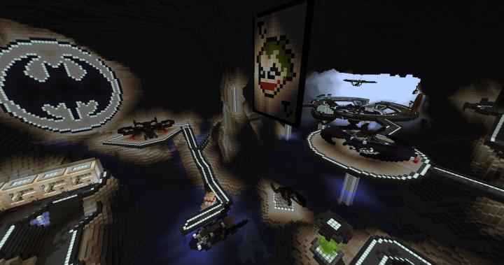 Bat Cave Updated