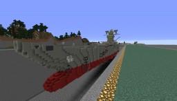 space battleship yamato : Yamato Minecraft Map & Project