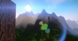 Phantasm Island - 150k Chunks! Minecraft Map & Project
