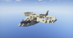 X-9 Warbird - Call Of Duty Advanced Warface +DOWNLOAD!!! Minecraft Map & Project