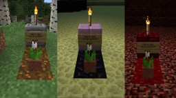 Graves - 1.13 | 1.14 Minecraft Data Pack