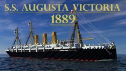 S.S. Augusta Victoria 1889 (2019 Version) Minecraft Map & Project