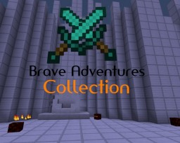 Brave Adventures Collection Minecraft Map & Project