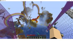 Mythical Elytra Adventure Event Minecraft Map & Project