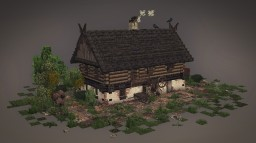 Conquest Reforged - Medieval Inn Minecraft Map & Project