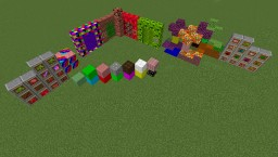 Jack's Candy Craft **DISCONTINUED** Minecraft Mod
