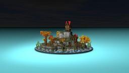 Small Lobby | Fantasy / Waiting Lobby Minecraft Map & Project