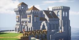 Castle Redwyn Minecraft Map & Project