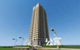 Lotus Apartments Minecraft Map & Project