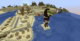 Idgypt - Shedet Minecraft Map & Project