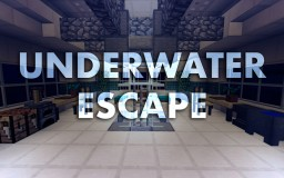 Underwater Escape Minecraft Map & Project