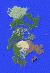 Land of the Towers Minecraft Map & Project