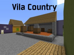 Vila Country Minecraft Map & Project