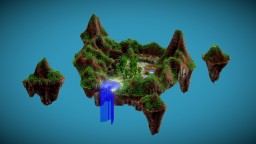 Medieval islands spawn Minecraft Map & Project