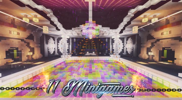 11 Minigames!