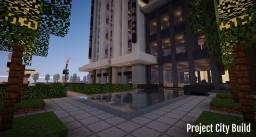 Project City Build Minecraft Server