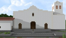 Iglesia de San Juan de Mazahuapan Minecraft Map & Project