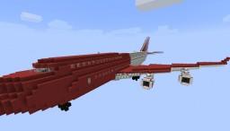 Plane 2203 Minecraft Map & Project