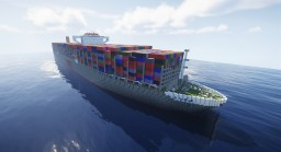 OOCL Hong Kong - 1:1 (World Download) Minecraft Map & Project