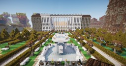 White Palace, my home on the server Minecraft Map & Project