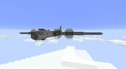B-29 Superfortress [AMPC ENTRY] Minecraft Map & Project