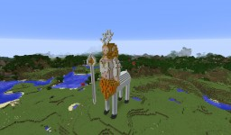 Peura - Guardian of the Glade - New design Minecraft Map & Project