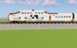 CN Turbo Minecraft Map & Project