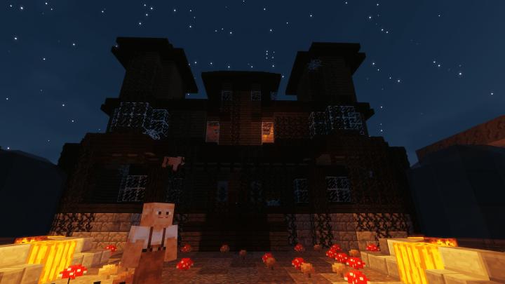 Spookveil Mansion