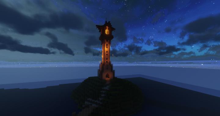 Purotekut Lighthouse