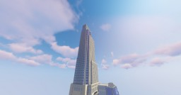 First National Bank Tower Minecraft Map & Project