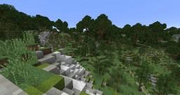The Aura of Argon - costum 8k by 8k world Minecraft Map & Project