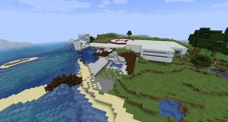 Project Villa Minecraft Map & Project