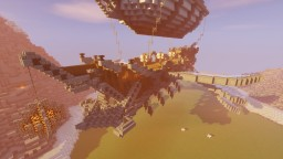 The Leviathan Minecraft Map & Project