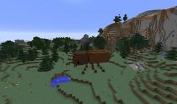 Bark Beetle (Ips Typographus) Minecraft Map & Project