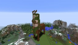 Peura - Guardian of the Glade - Big Version Minecraft Map & Project