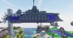 H.S.S. Valkyrie Minecraft Map & Project