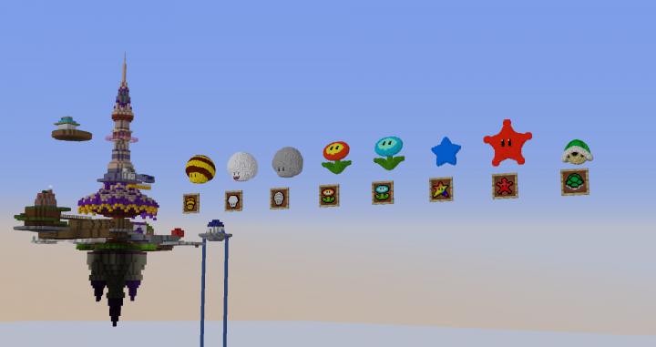 All the power blocks