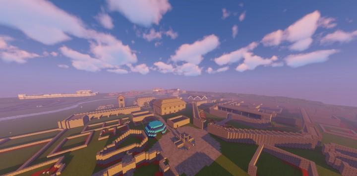 Runescape Minecraft Server (OSRS MMORPG) Minecraft Project