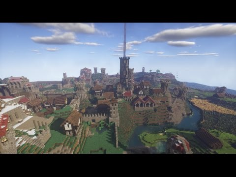 10th Donfeur Minecraft Project