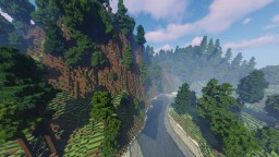Peace-full Hills Minecraft Map & Project