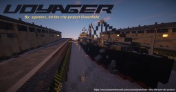 Voyager [tanker] Minecraft Map & Project