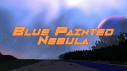 """BLUE PAINTED NEBULA """"Custom Sky"""" Minecraft Texture Pack"""