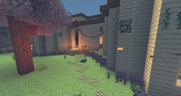 spellbound cottage~enchanted oasis Minecraft Map & Project