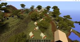 Safari Themed Foot Race Minecraft Map & Project