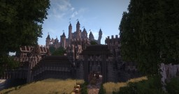 Ilterre City - First Dawn Project Minecraft Map & Project