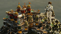 City of Gareos Minecraft Map & Project