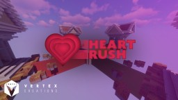 Heart Rush - PvP Minecraft Map & Project