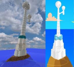 Jade's House ~ Homestuck Minecraft Map & Project